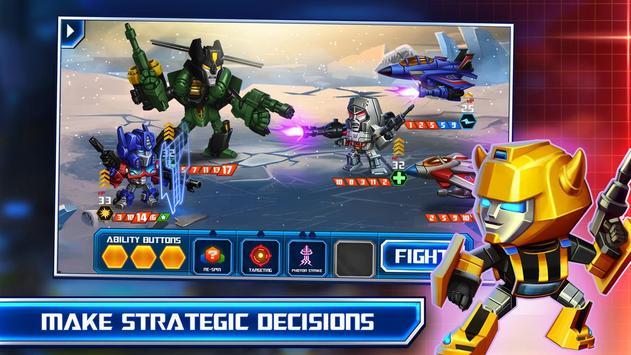 TRANSFORMERS: Battle Tactics 스크린샷 15