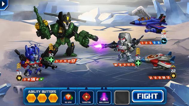 TRANSFORMERS: Battle Tactics 스크린샷 19