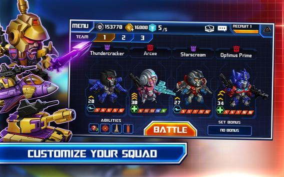 TRANSFORMERS: Battle Tactics 스크린샷 10