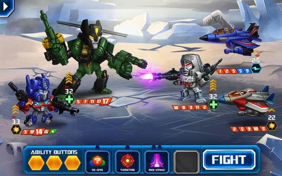 TRANSFORMERS: Battle Tactics 스크린샷 12