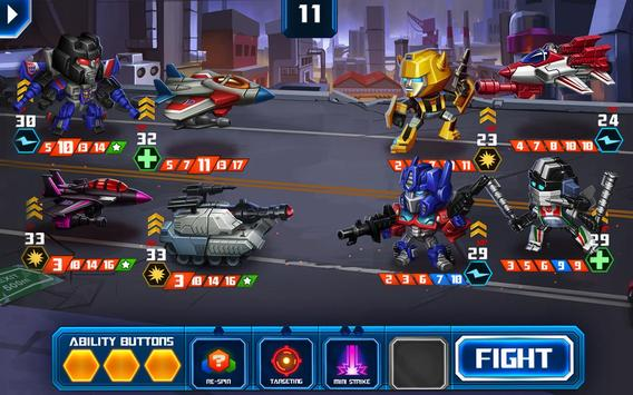 TRANSFORMERS: Battle Tactics 스크린샷 13