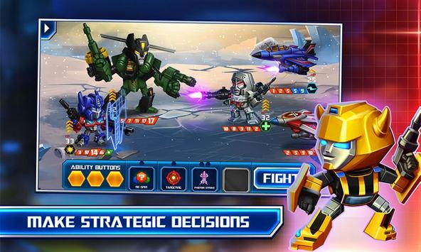 TRANSFORMERS: Battle Tactics 스크린샷 1