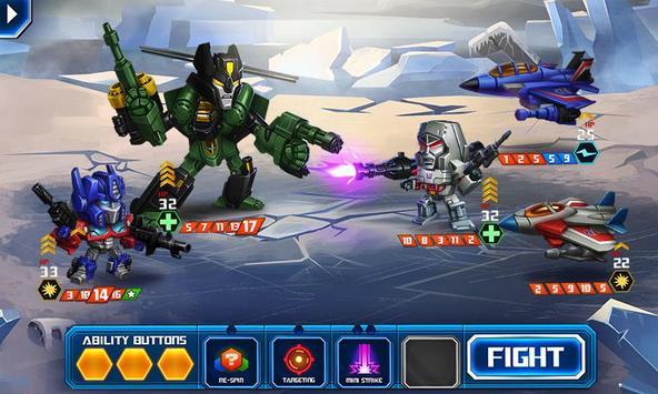 TRANSFORMERS: Battle Tactics 스크린샷 5