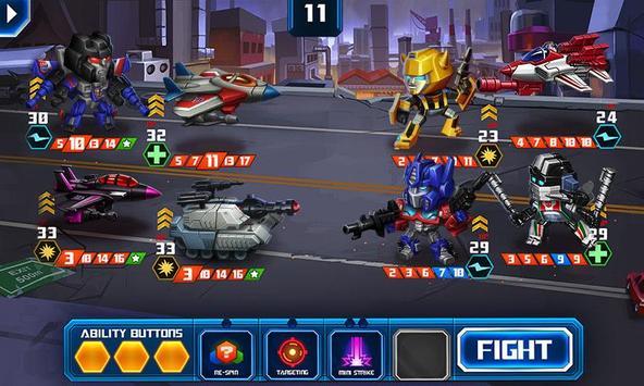 TRANSFORMERS: Battle Tactics 스크린샷 6