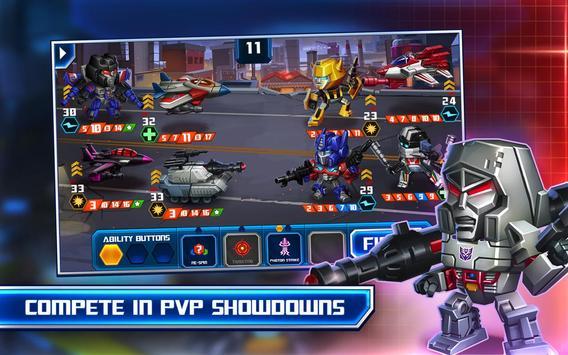 TRANSFORMERS: Battle Tactics 스크린샷 7