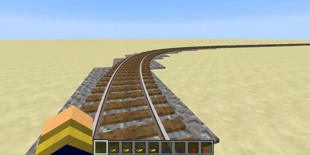 Trains Mod for MCPE for Android - APK Download
