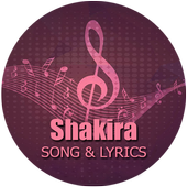 Shakira Song & Lyrics ( Mp3 ) icon