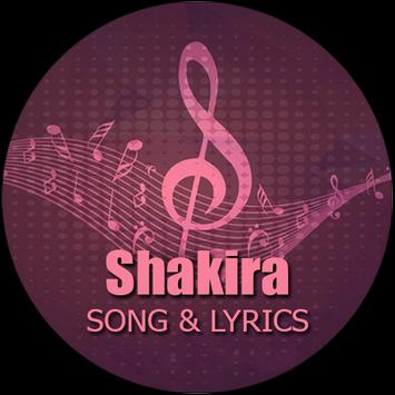Shakira Song & Lyrics ( Mp3 ) poster