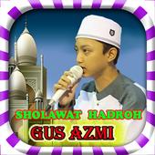 Sholawat GUS AZMI MP3 icon