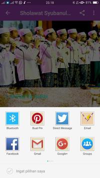 Sholawat GUS AZMI MP3 apk screenshot