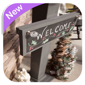 Cute DIY Welcome Your Home icon