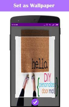 Cute DIY Welcome Your Home apk screenshot