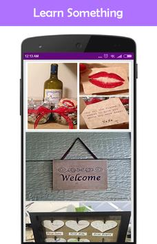 Cute DIY Welcome Your Home poster