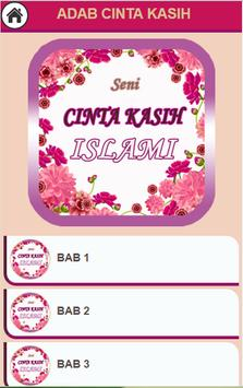 Seni Cinta Kasih Islami screenshot 3
