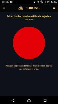 Sorong Panic! poster