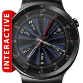Mesh Turbine HD Watch Face & Clock Widget icon