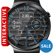 Polished Style HD Watch Face icon