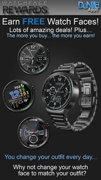 WatchFace Rewards poster