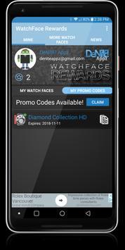 WatchFace Rewards screenshot 15