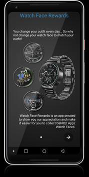 WatchFace Rewards screenshot 2