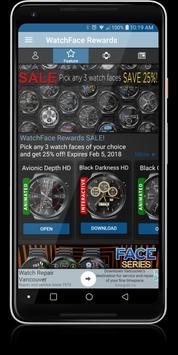 WatchFace Rewards screenshot 6