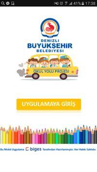 Denizli B.Şehir Bld. Okul Yolu poster
