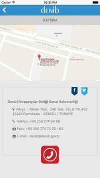 DENİB apk screenshot