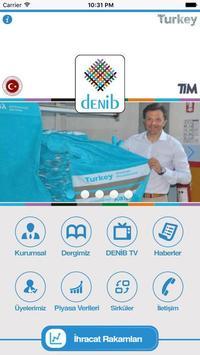 DENİB poster