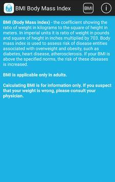 Easy BMI screenshot 1