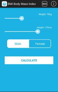 Easy BMI screenshot 2