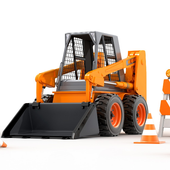 Construction Machinery Jigsaw Puzzles Game icon