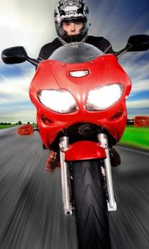 Motorcycles Jigsaw Puzzles Game poster