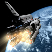 Stars Ships Planet Space Jigsaw Puzzles Game icon