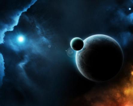 Stars Ships Planet Space Jigsaw Puzzles Game apk screenshot