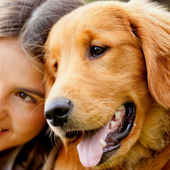People with Animals Jigsaw Puzzles Game icon