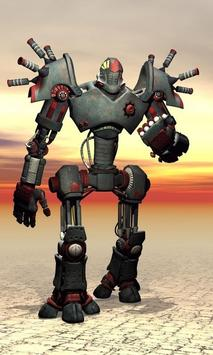 Robots Jigsaw Puzzles Game poster