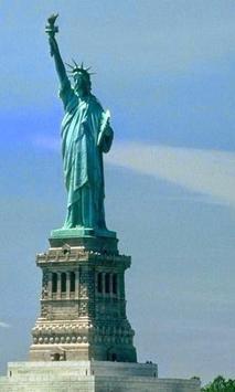 Statue Of Liberty Wallpapers Poster Apk Screenshot