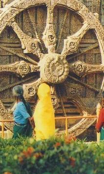 Sun Templein Konarak Wallpaper apk screenshot