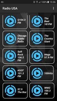 Radio USA apk screenshot