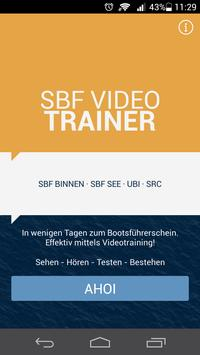 SBF Video Trainer poster