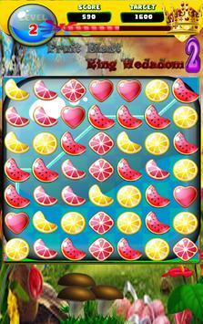 Fruit Blast King Wedadom 2 apk screenshot