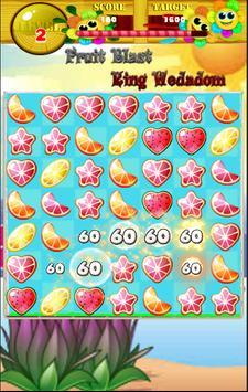 Fruit Blast King Wedadom apk screenshot