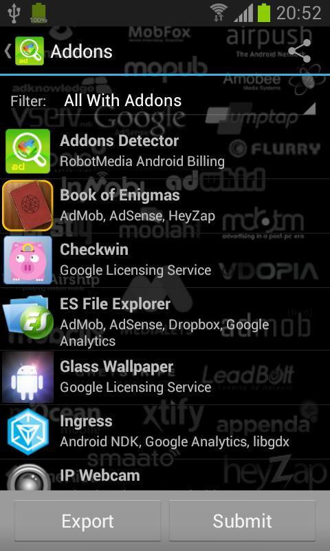 Addons Detector for Android - APK Download