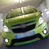 Jigsaw Puzzles Chevrolet Spark icon