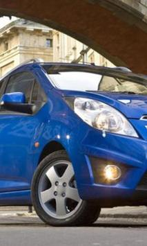 Jigsaw Puzzles Chevrolet Spark poster