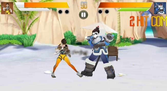 Overfights: Battle Royale Fighting Game screenshot 14