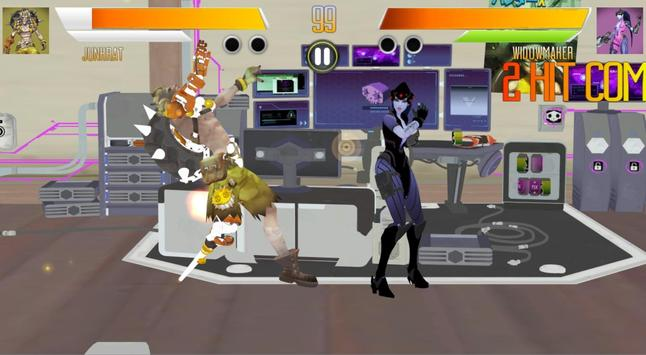 Overfights: Battle Royale Fighting Game screenshot 4