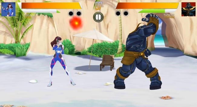 Overfights: Battle Royale Fighting Game screenshot 6