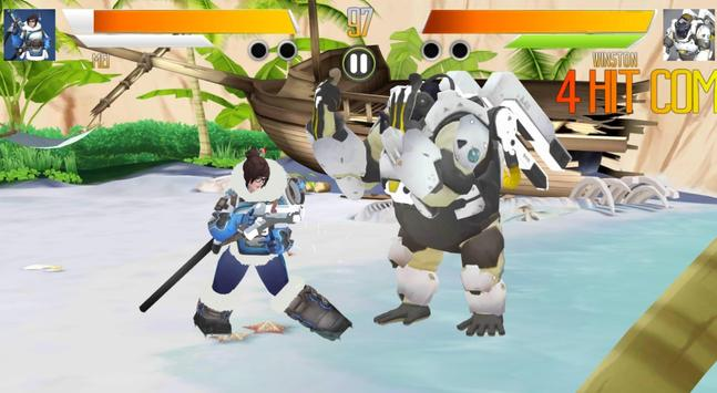 Overfights: Battle Royale Fighting Game screenshot 8
