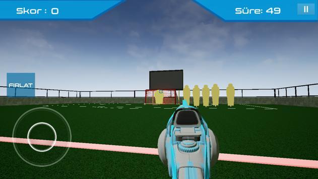 Gun Football screenshot 2